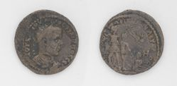 Coin of Philip I, Emperior of Rome from Nikopolis
