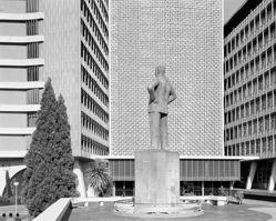 H.F. Verwoerd Building, headquaters of the Provincial Administration, Bloemfontein, Orange Free State