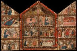 Scenes from the Lives of Christ and Saint John the Baptist