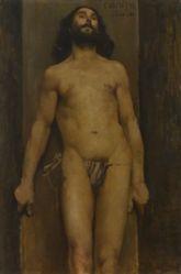 Male Nude (Männlicher Akt)