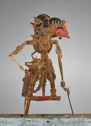 Puppet (Wayang Klitik) of Gandamana