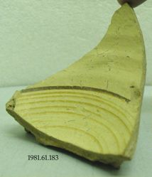 Fragment of base