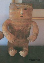 Quimbaya figurine