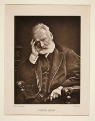 Victor Hugo, from La Galerie Contemporaine