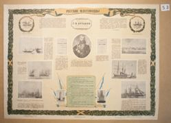 Russkie flotovodtsy—Admiral G.I. Butakov (1822-1882) (Russian Naval Commanders—Admiral G. I. Butakov (1820-1882))