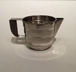 "Creamer, ""Silver Style"" pattern"