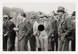 Resettlement officials, Maryland, 1935, Arthur Rothstein, 8a07564, from the portfolio Ground