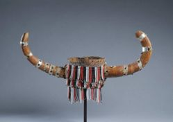 Headdress for a Healer (Mganga)