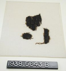 Textile; Goat's Hair Tapestry