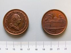Medal of George Washington, Mount Vernon