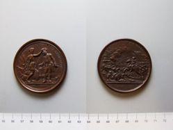 Medal of Daniel Morgan, the Battle of Cowpens