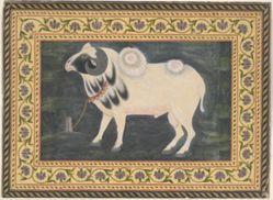 Emperor Akbar's Pet Ram