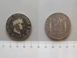 5 Lira Coin from Milan for Napoleon