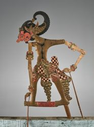 Puppet (Wayang Klitik) of Bima