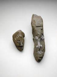 Pair of Stoneheads at 2,683,284 and 2,684,285