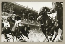 Horse Race, from The Alexander Rodchenko Museum Series Portfolio, Number 1: Classic Images
