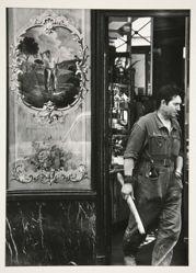 Boulangerie rue de Poitou, from a portfolio of 15 photographs