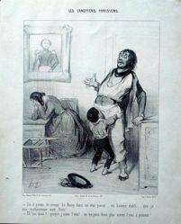 Est-il Permis de Revenir…from the series, Les Canotiers Parisiens