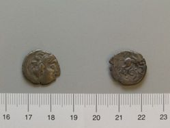 Drachm of Pictones from Gaul
