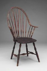 Continuous Bow-back Windsor  Chair