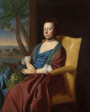 Mrs. Isaac Smith (née Elizabeth Storer, 1726–1786)