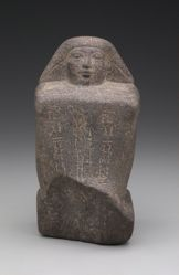 Statuette of a priest of Neith