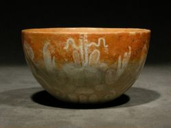 Bowl with Aquatic Animals