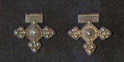 Two Trident Pendants