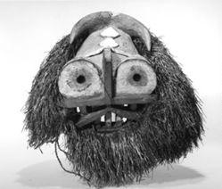 Helmet Mask (a-Ròng-a-Thoma)
