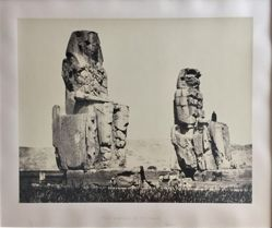 The Statues of the Plain, Thebes