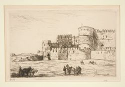 Fort at Agra