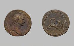 Sestertius of Trajan