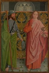 Saints James the Greater and John the Evangelist