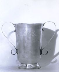 Four Two-Handled Cups