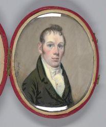 Jacob Porter (1783-1846), B.A. 1803, M.A. 1806