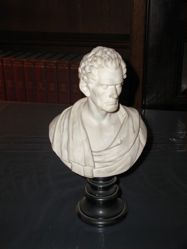 Bust of John C. Calhoun
