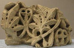 Decorative architectural fragment