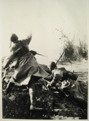 Grenade Attack, from The Great Patriotic War, Vol. II
