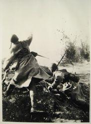 Grenade Attack, from The Great Patriotic War, Vol. II