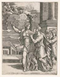 Augustus and the Tiburtine Sibyl