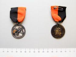 Medal of the Princeton PUTAA Fall Handicap Meet
