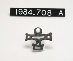 Iron and Copper Alloy Snaffle Bit