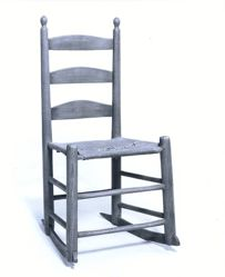 Three-Slat Chair
