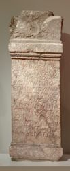 Altar, Inscription 972
