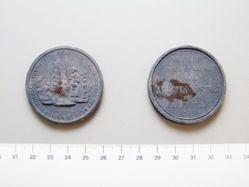 Silver Medal from Germany of Eiberfeld