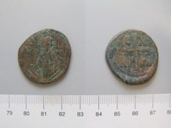 Class C Anonymous Follis from Constantinople