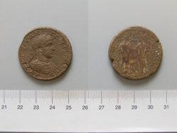 Coin of Elagabalus, Emperor of Rome from Tyre