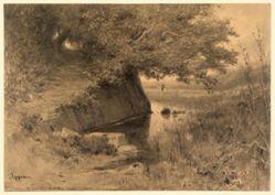 Landscape (La source a Montalieu)