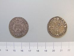 Silver groat of Henry VII