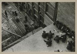 Orchestra, White-Sea Canal (The construction of the Belomor-Canal), from The Alexander Rodchenko Museum Series Portfolio, Number 1: Classic Images